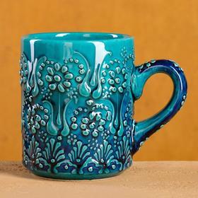 "300ml Turquoise mug"""