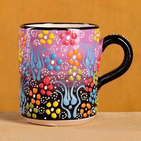 "300ml ""Relief"" purple mug"