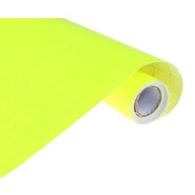 Пленка самоклеящаяся, жёлтая, 0.45 х 3 м, 8 мкм