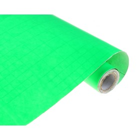 Пленка самоклеящаяся, неон, зелёная, 0.45 х 3 м, 8 мкм