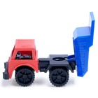 Набор машин: самосвал, каток, полуприцеп, фаэтон, МИКС - фото 1014588