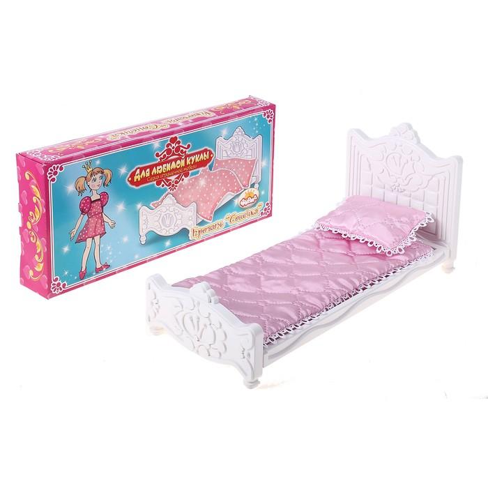 """Кровать """"Сонечка"""", для любимой куклы"""