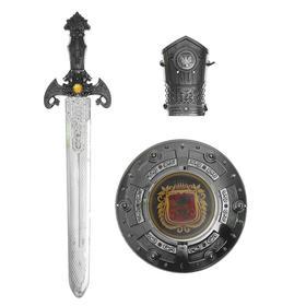 Набор богатыря: защита, меч, нарукавник