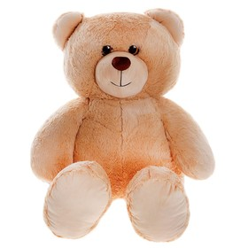 """Мягкая игрушка """"Медведь светло-коричневый"""", МИКС"""