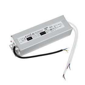 Блок питания для светодиодной ленты Ecola LED strip Power Supply, 150 Вт, 220-12 В, IP67