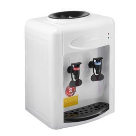 Кулер для воды AquaWork AW 0.7TKR, только нагрев, 700 Вт, бело/черный