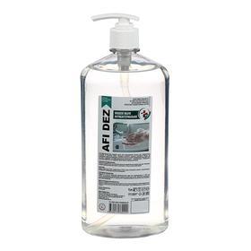 Мыло жидкое с антибактериальным  эффектом IPC Afi Dez, 1 л