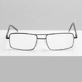 Corrective glasses B9884, grey, +2.5