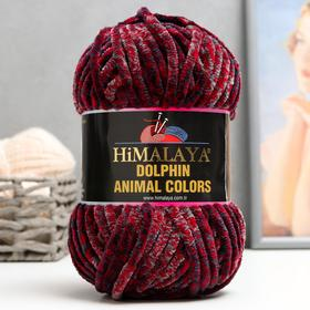 "Yarn ""Dolphin animal colors"" 100% polyester 90M/100g (83104)"