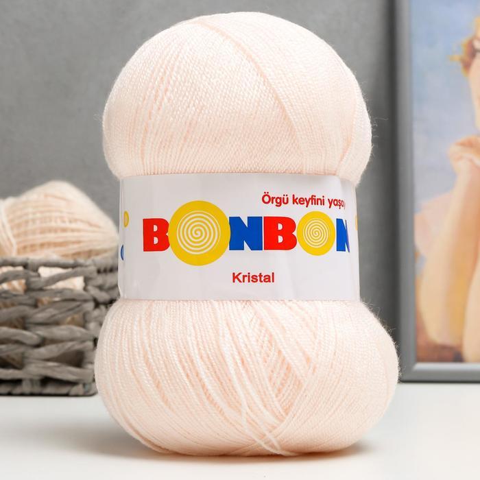 "Пряжа ""Bonbon Kristal"" 100% акрил 475м/100гр (98375) - фото 7438373"