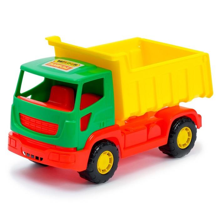 Автомобиль - самосвал «Агат», цвета МИКС