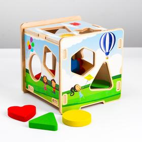 Сортер «Куб. Геометрия»