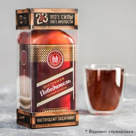 Чай чёрный «Победитель»: с ароматом апельсина и шоколада, 100 г.