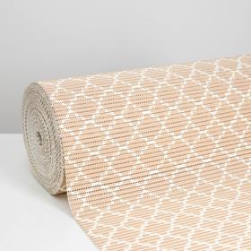 Коврик ПВХ «Песчаные сети», 0,65×15 м
