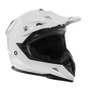 Шлем HIZER 615-4, размер L, белый