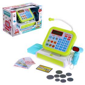 Касса-калькулятор «Минишоп», с аксессуарами