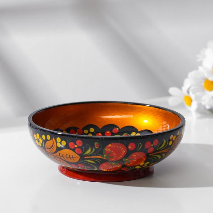 Чашка «Блинная», 15×5 см, хохлома