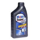 Моторное масло Mobil SUPER 2000 X1 10W-40, канистра 1 л