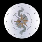 """Часы настенные """"Млечный путь-S"""""""