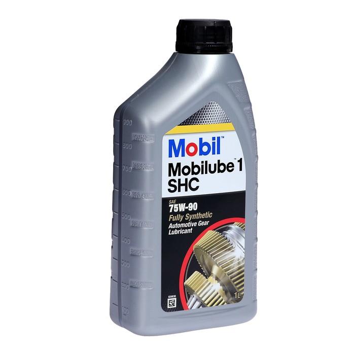 Трансмиссионное масло Mobilube 1 SHC 75W-90, канистра 1 л