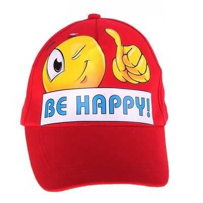 "Кепка мужская ""Be happy"""