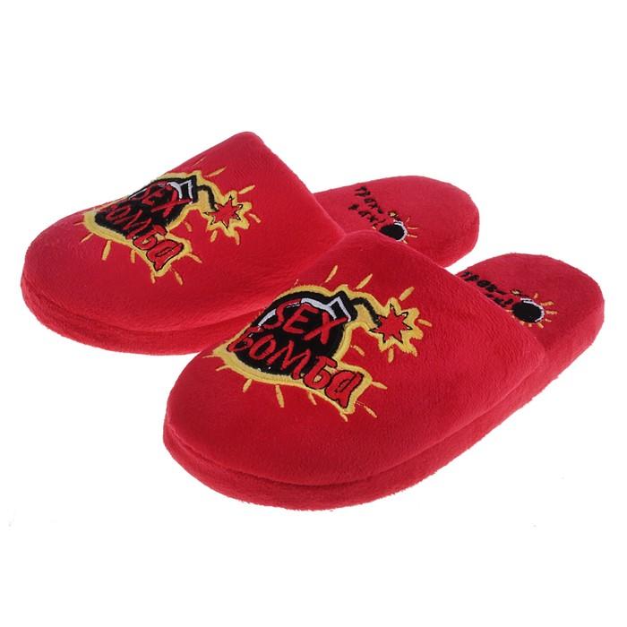 """Обувь домашняя женская """"Seх бомба"""", S/36-37"""