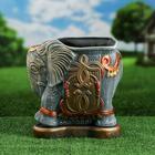 "Фигурное кашпо ""Слон"" 11 л - фото 1695163"