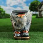 "Фигурное кашпо ""Слон"" 11 л - фото 1695164"