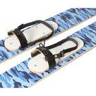Крепление для лыж охотопромысловое КМ 009
