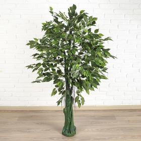 """Дерево искусственное """"Зелёные листики"""""""