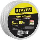 Серпянка самоклеящаяся STAYER Professional FIBER-Tape 1246-05-90_z01, 5 см х 90м