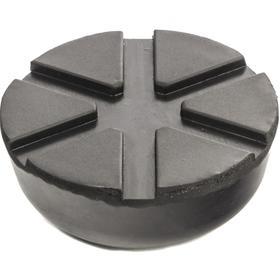 Резиновая опора для подкатного домкрата Matrix 50910, D 89 мм, d 60 мм, H 35 мм