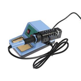 Паяльная станция Zhongdi ZD-932, регулировка температуры, кнопка ВКЛ/ВЫКЛ, 150-450 °С, 48 Вт