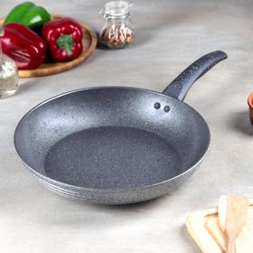 28 cm frying pan, Mount grey, induction