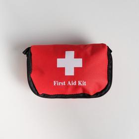 Косметичка дорожная First Aid, 14х9х4 см