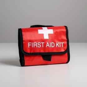 Косметичка дорожная First Aid, 25х20,5х5 см