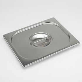 Крышка для гастроёмкости 1/2 Luxstahl