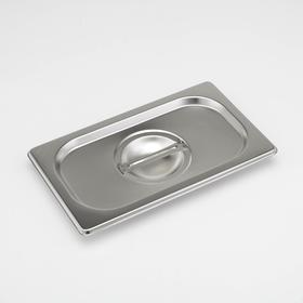 Крышка для гастроёмкости 1/4 Luxstahl