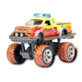 Машинка «Внедорожник» имитация грязи, 15 см, МИКС