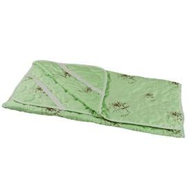 Наматрасник стеганный Миродель бамбуковое волокно 90*200 см, тик Ош