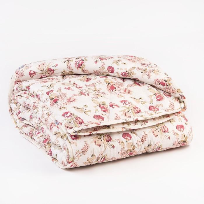 Одеяло «Миродель» тёплое, синтетическое, 145 × 205 см (± 5 см), холлофан, п/э, чехол цвета МИКС, 250 г/м²
