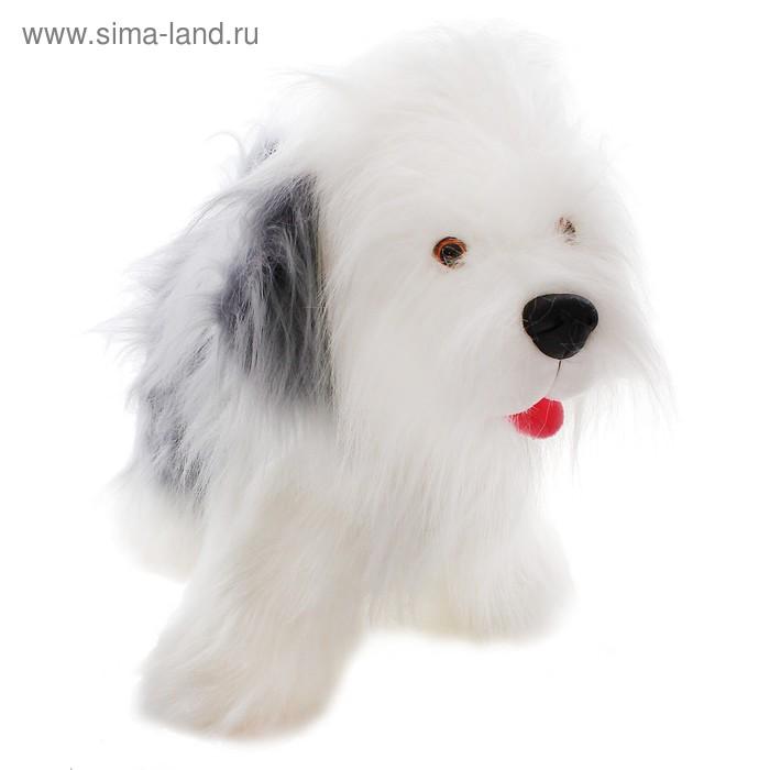 Мягкая игрушка «Собака Бобтейл»