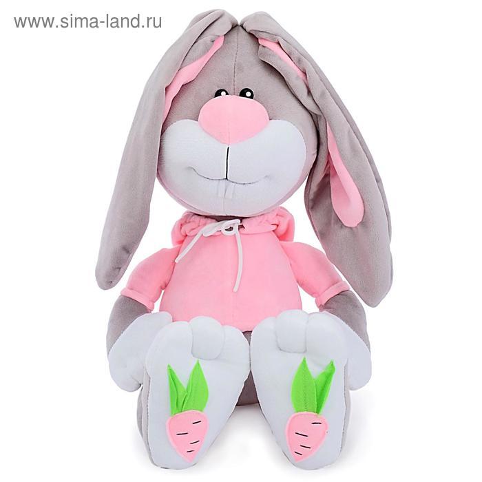 Мягкая игрушка «Заяц Морковкин»