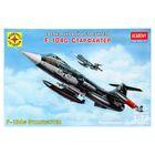 """Сборная модель """"Сверхзвуковой истребитель F-104G """"Старфайтер"""""""