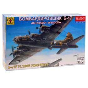 Сборная модель «Бомбардировщик Б-17 «Летающая крепость»