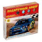 """Сборная модель """"Автомобиль """"Субару Импреза"""" WRC"""""""