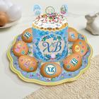 "Set for serving the Easter table "" Spring motifs"""