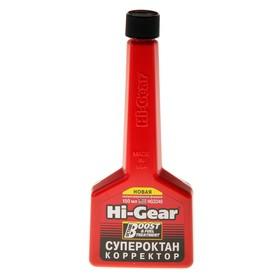 Присадка в топливо HI-GEAR для повышения октанового числа на 40-80 мл, 150 мл