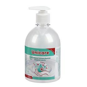 Антибактериальное жидкое мыло UNICARE, 500мл