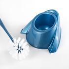 Ёрш для унитаза с подставкой «Компакт», цвет МИКС - фото 4650339